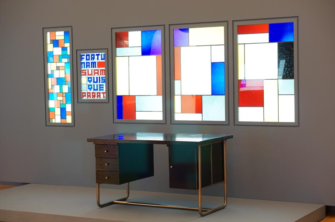 musée d'art moderne strasbourg; musée strasbourg; vitraux; art contemporain