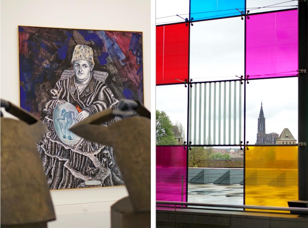 musée art moderne strasbourg; strasbourg; art contemporain; musée strasbourg