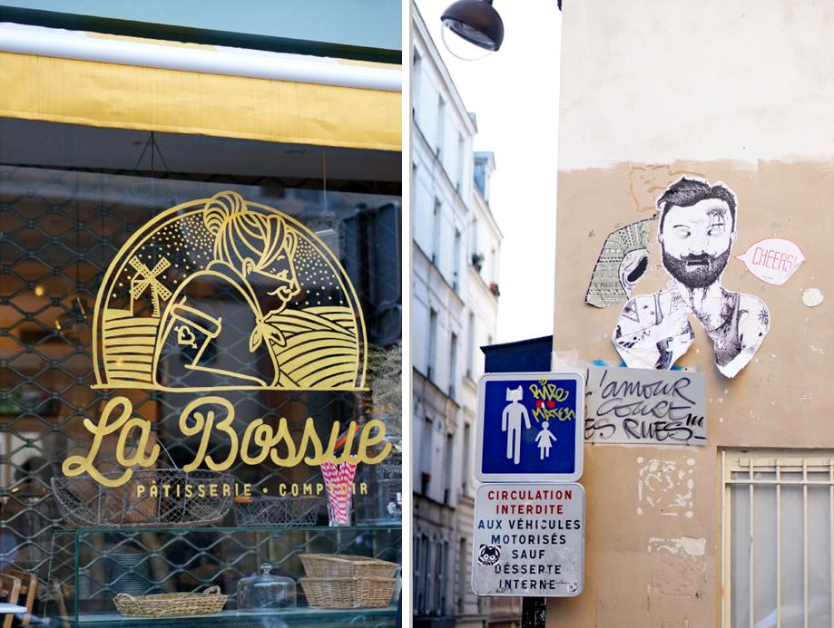 montmartre, street art montmatre, street art paris, paris