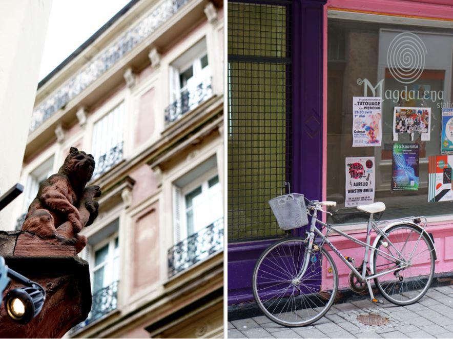 strasbourg, vélo