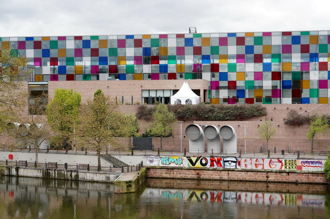 musée d'art moderne strasbourg, strasbourg, street art, street art strasbourg