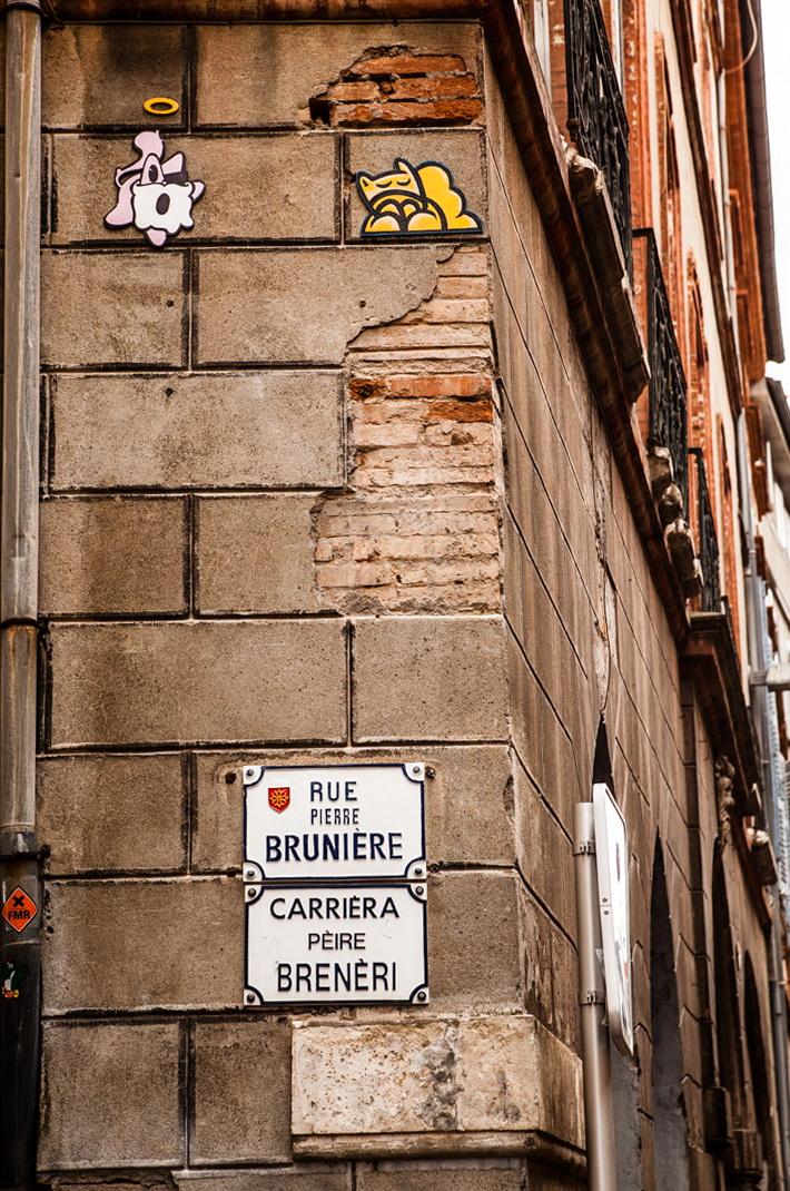 street art toulouse, tolosa, toulouse, ville rose