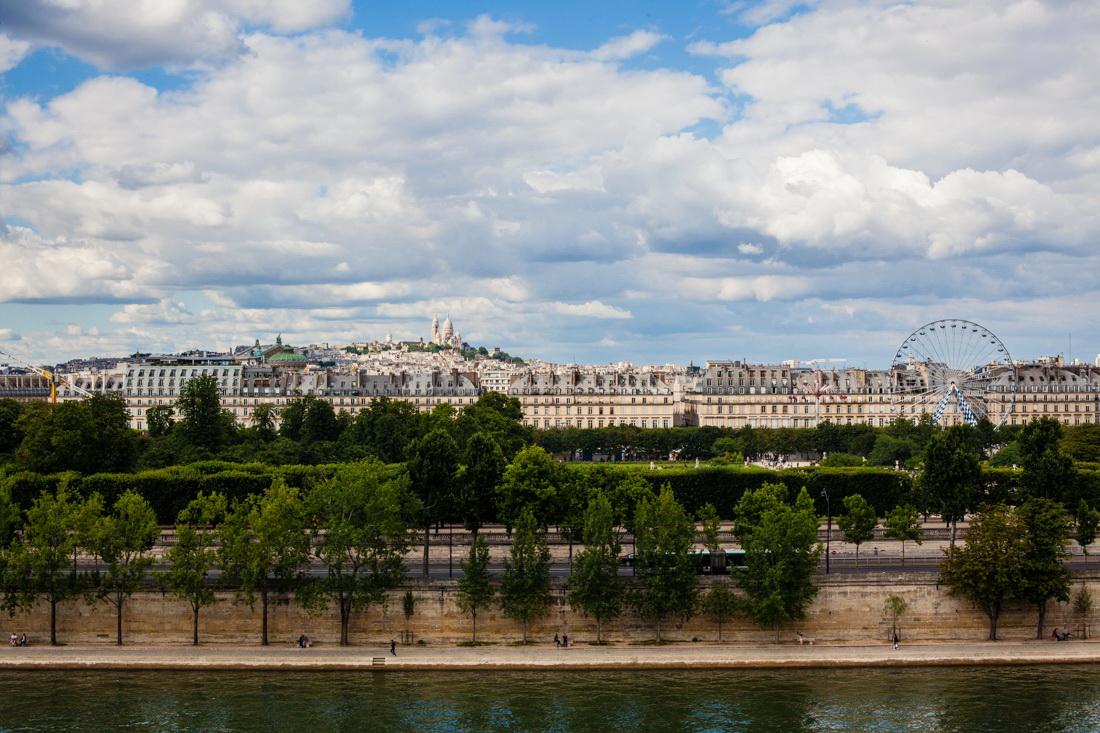 musée d(orsay, vue panoramique apris, vue panoramique sacré-coeur