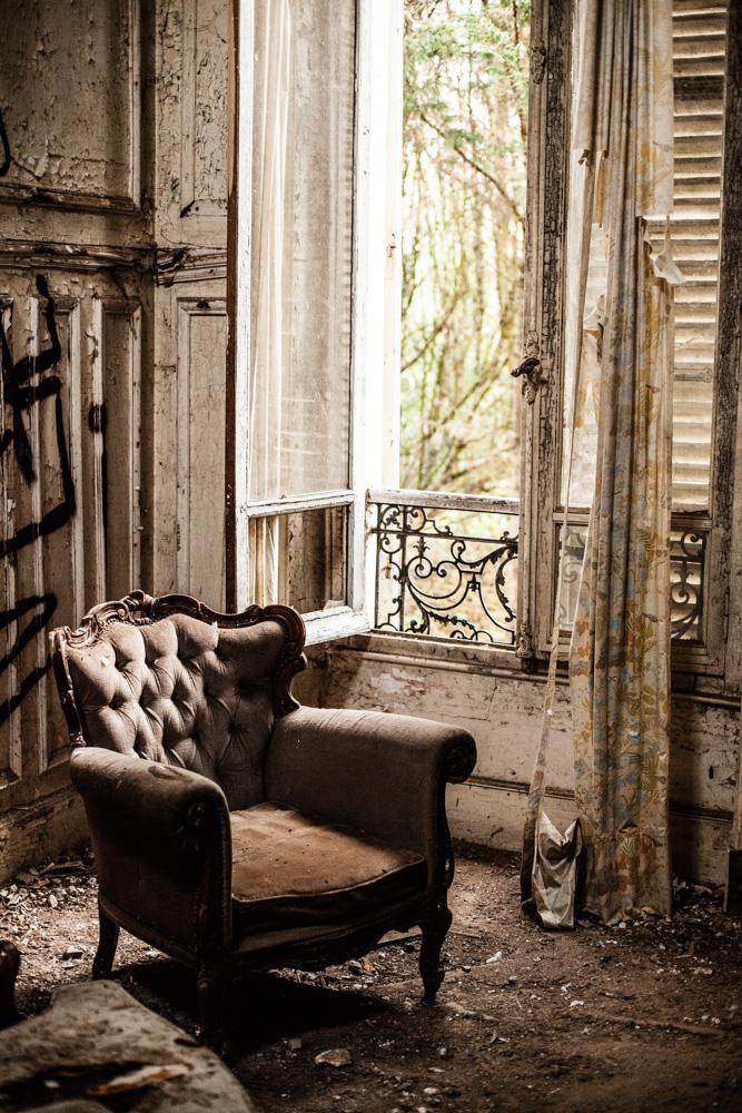 Urbex_manoir_fauteuil