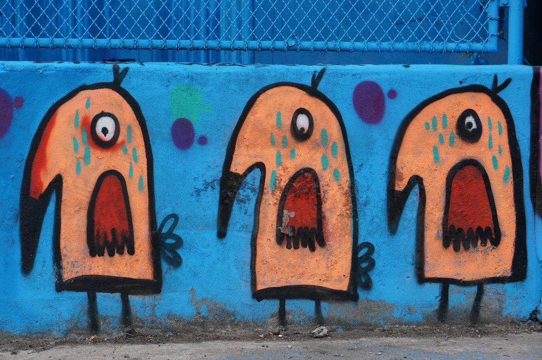 street art, street art avenue, saint-denis, Jungle, Basto, Carlos Olmo Crey 132 Yarps