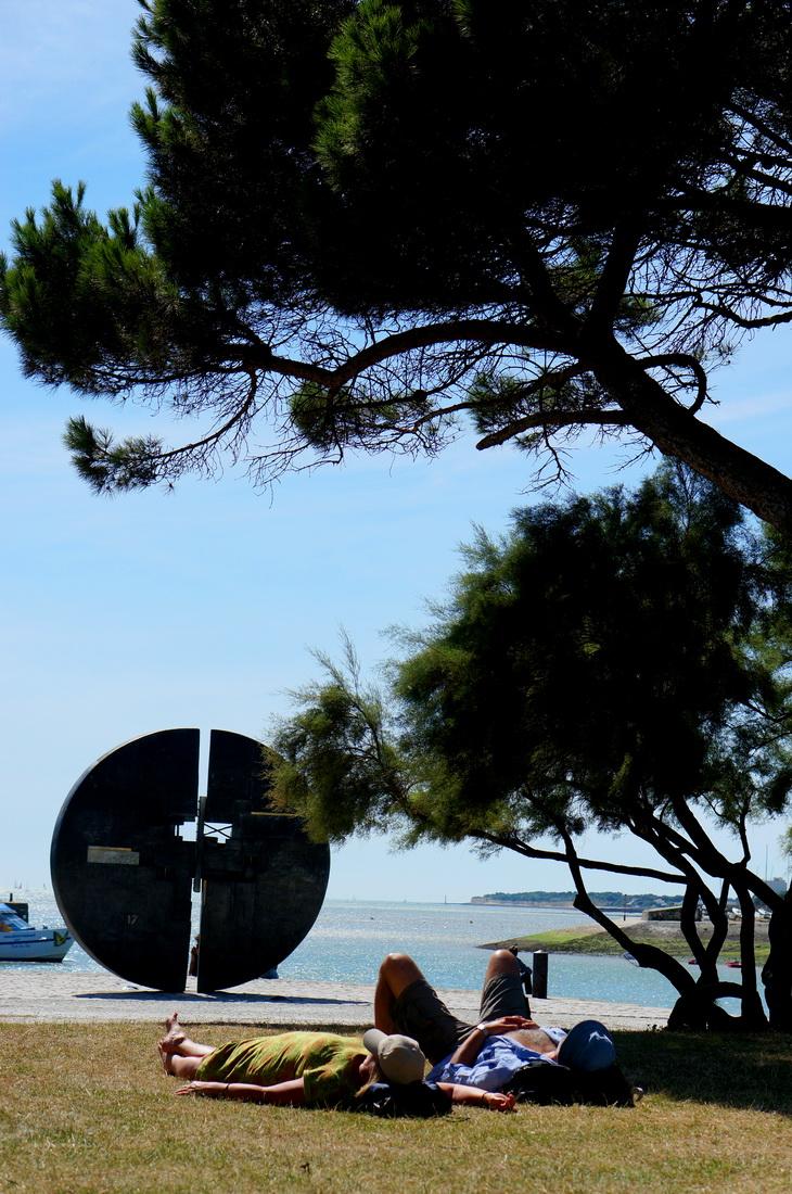 vieux port, vieux-port, la rochelle, tourisme, farniente, sieste
