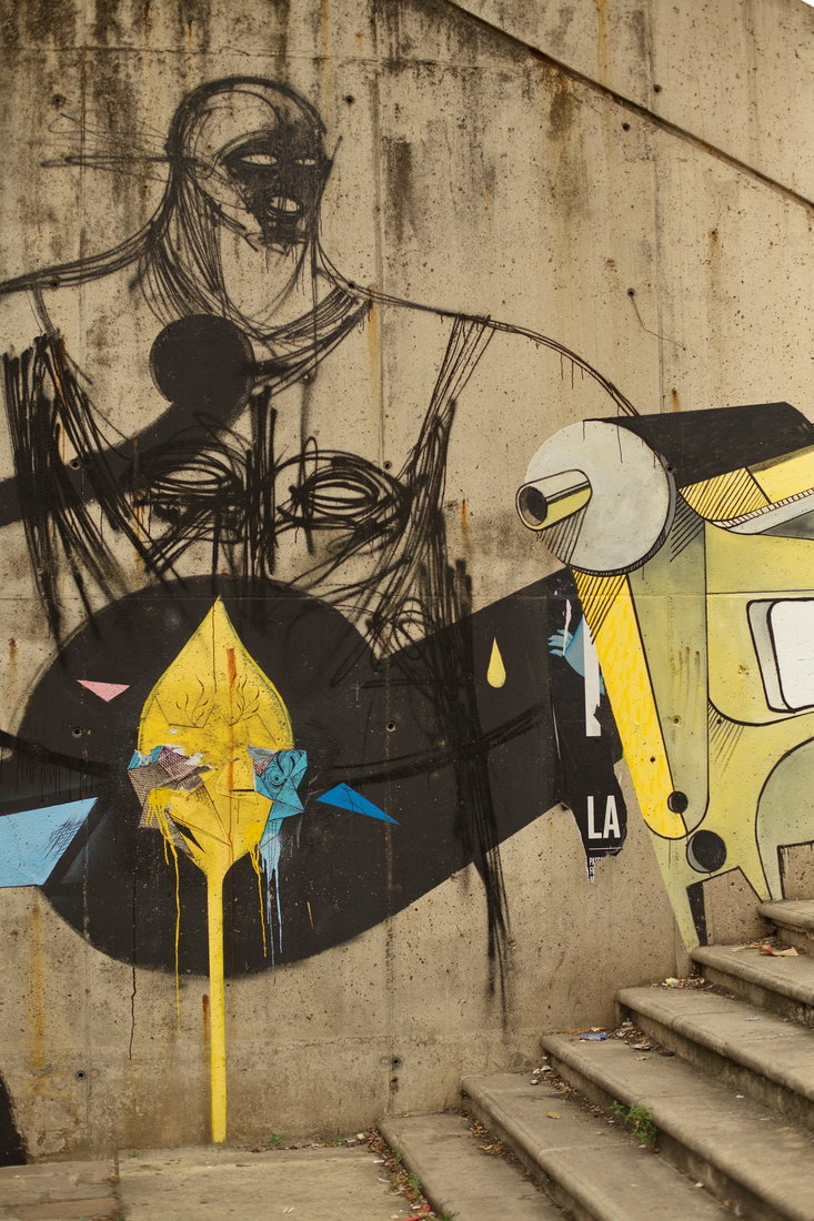 street art avenue, street art, saint-denis
