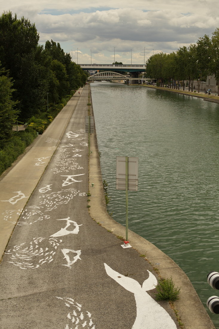 Ambroise & Victor, street art, street art avenue, saint-denis, les hauts-fonds, fresque chaux