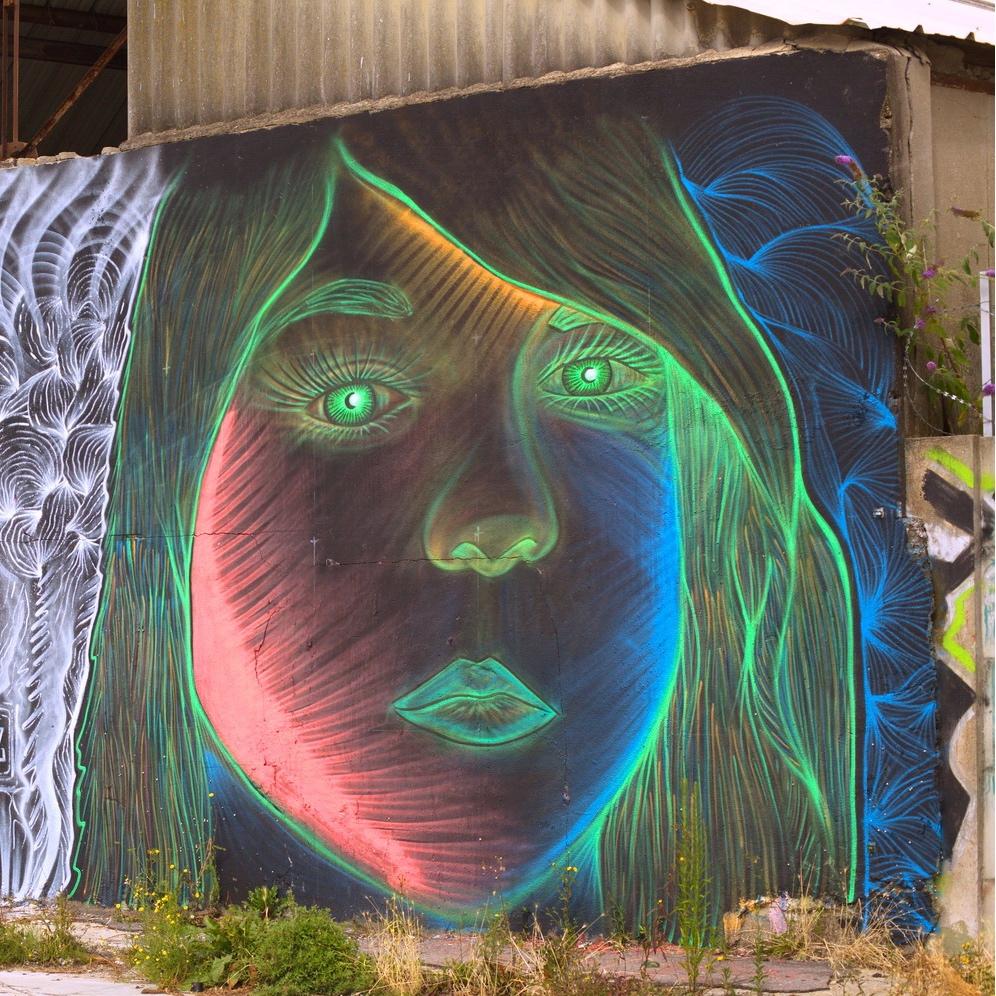 street art, street art avenue, canal saint-denis, saint-denis, apaiz