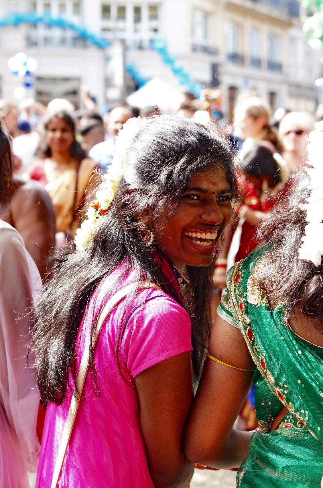 fête de ganesh, ganesha, paris indien, paris, paris insolite, cortège de ganesh