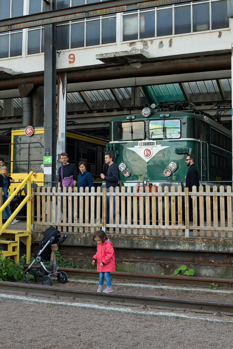 grand train, lieu éphémère paris, ground control