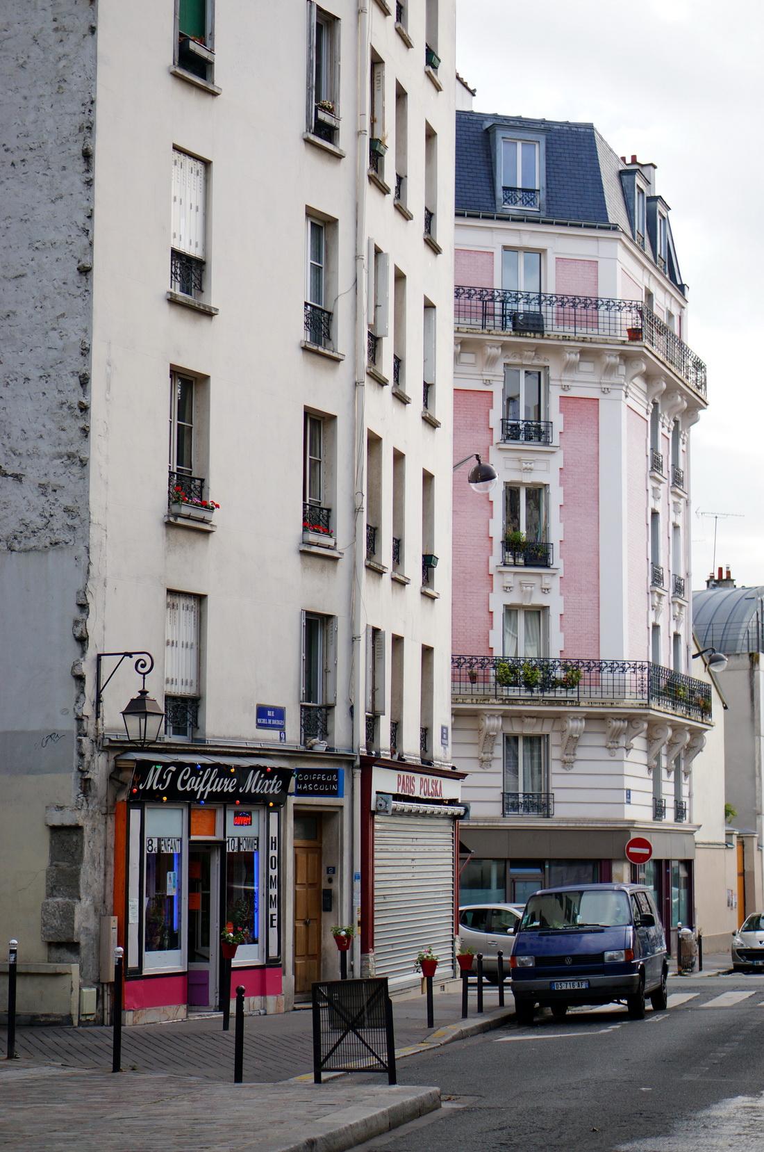 rue des vignoles, paris 20, paris