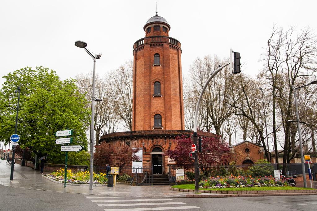 toulouse, tolosa, ville rose, château d'eau, musée de la photographie, musée photo toulouse, musée photo, musée toulouse, pôle photographique toulouse