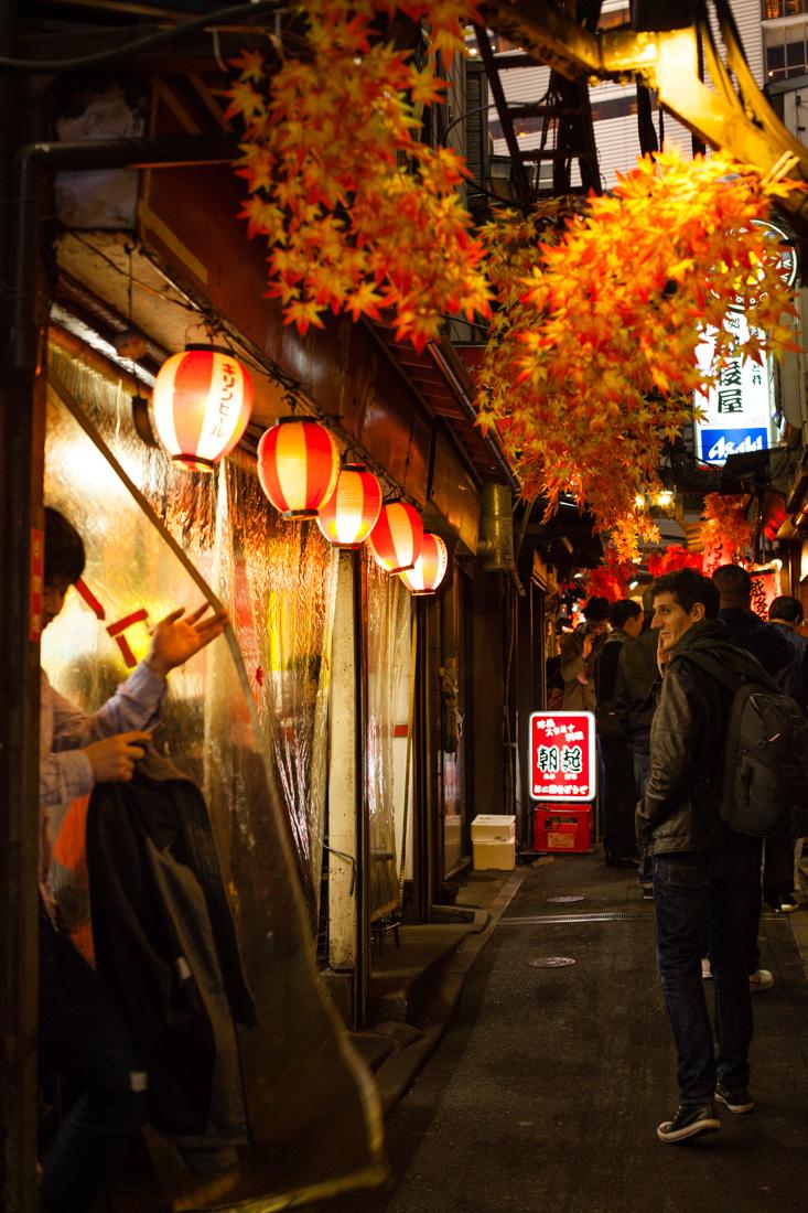 golden gai district, tokyo, tokyo by night, japan, japan trip, japon, voyage au japon, tokyo city guide