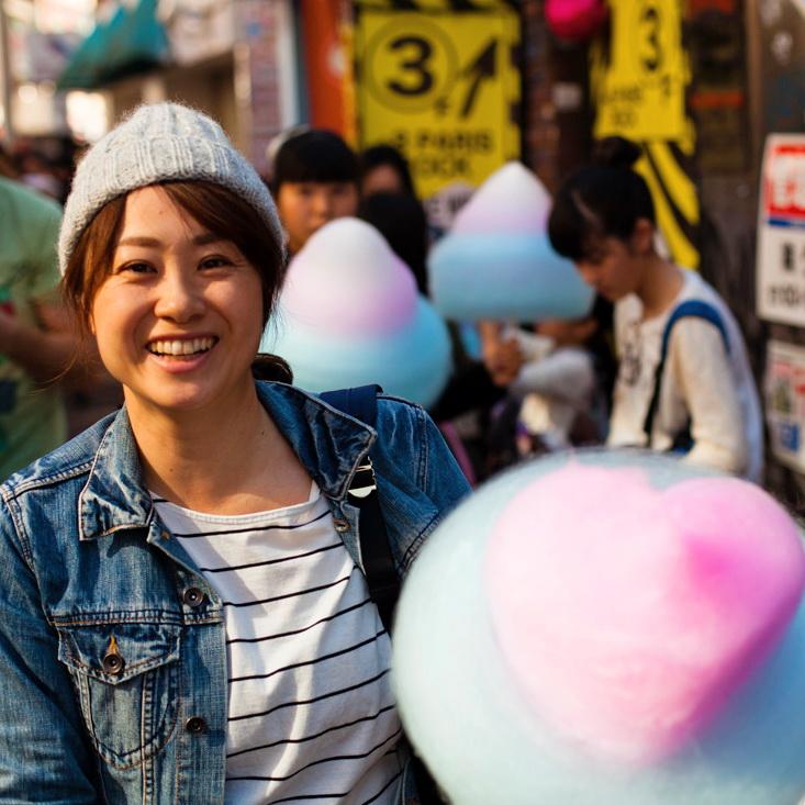 takeshita-dori, takeshita street, tokyo city guide, tokyo, japan, japan trip, street life, japon, voyage au japon