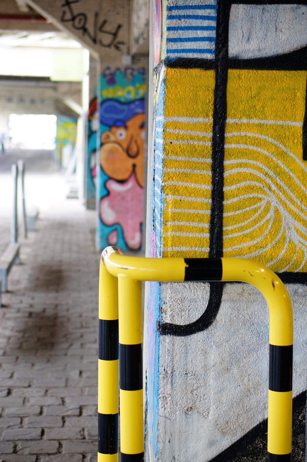 wanderlust, cité de la mode et du design, street art, street art paris, paris 13