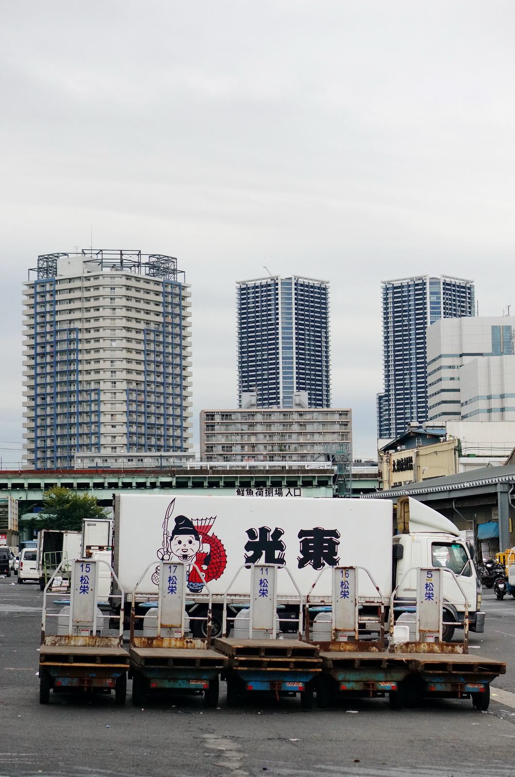 tsukiji market, marché poissons tsukiji, tokyo, tokyo city guide, voyage au japon, japan trip, séjour tokyo, incontournable tokyo, citylife tokyo
