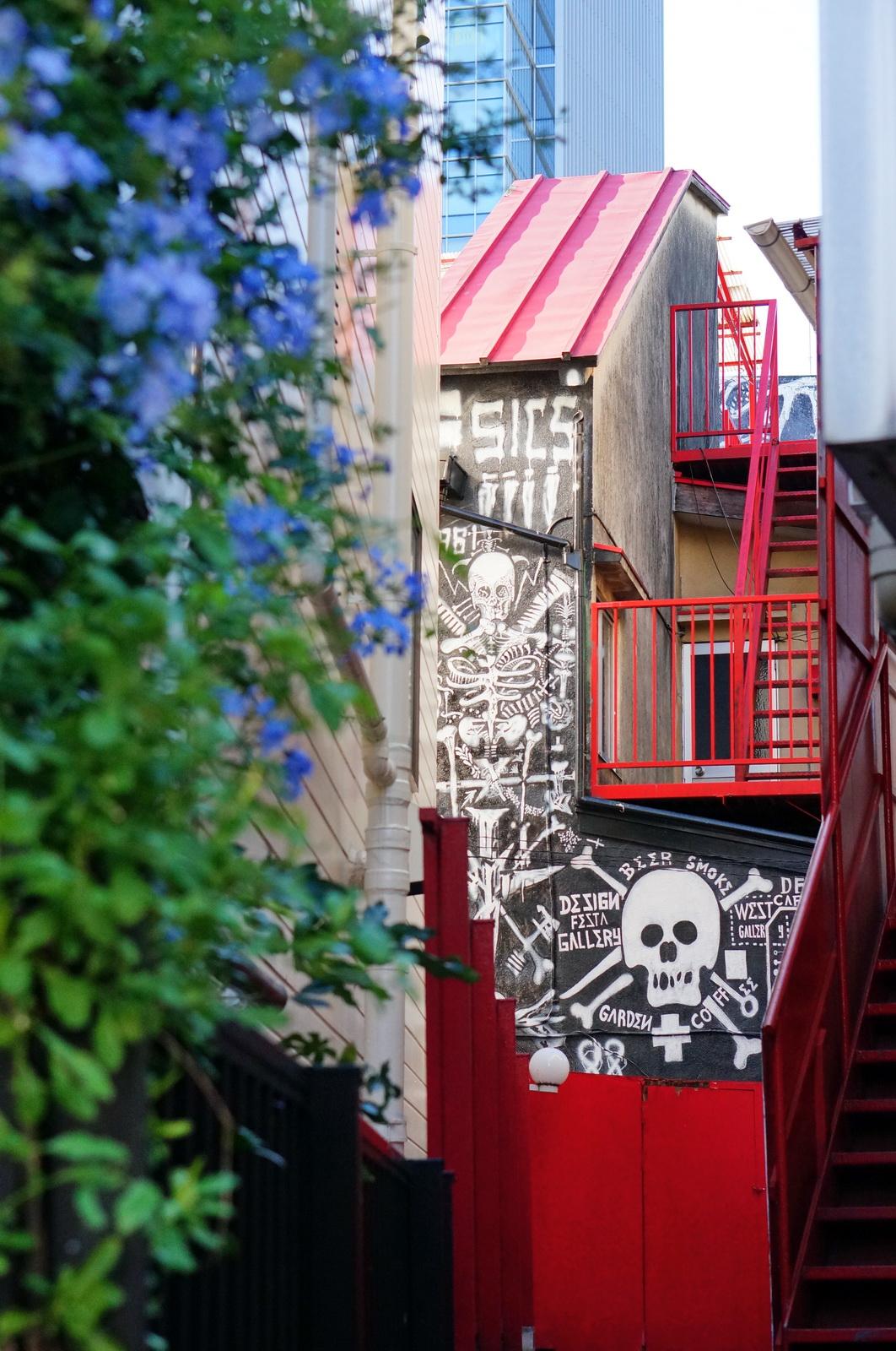 takeshita-dori, takeshita street, tokyo city guide, tokyo, japan, japan trip, street life, japon, voyage au japon, festa design gallery, street art japan, street art tokyo, street art japon
