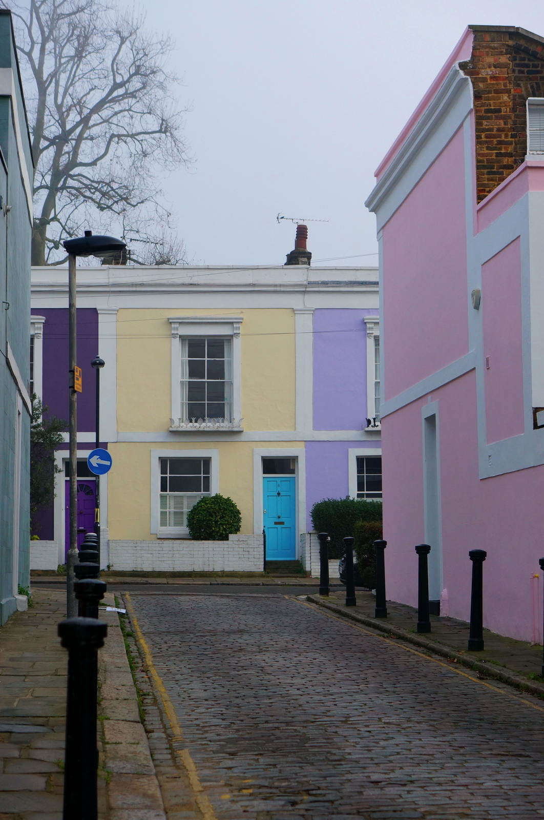 londres, london, leverton street, couleurs pastel londres, pastel colours londres, streetlife, citylife