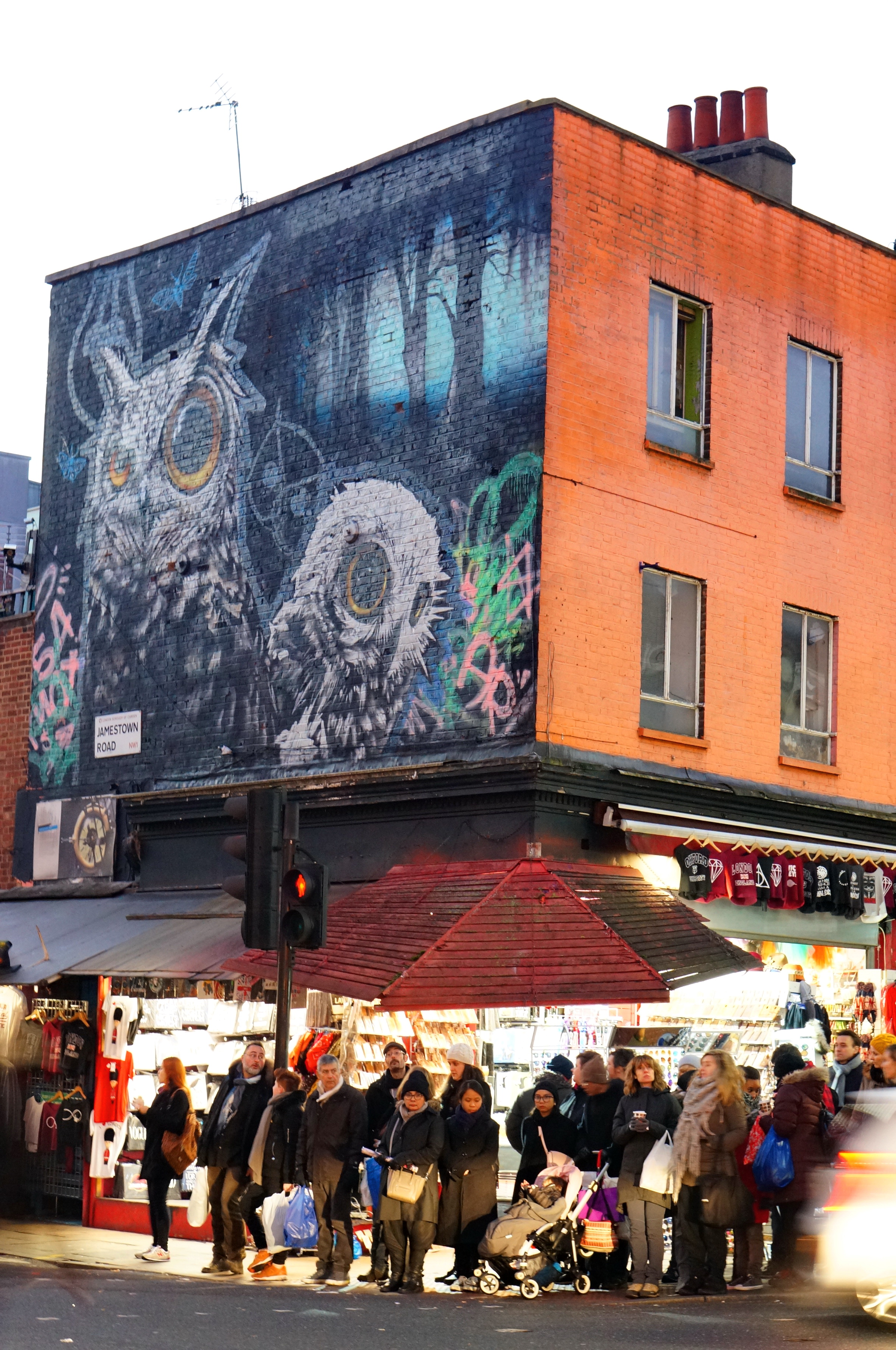 camden town, londres, london, street art, graffiti