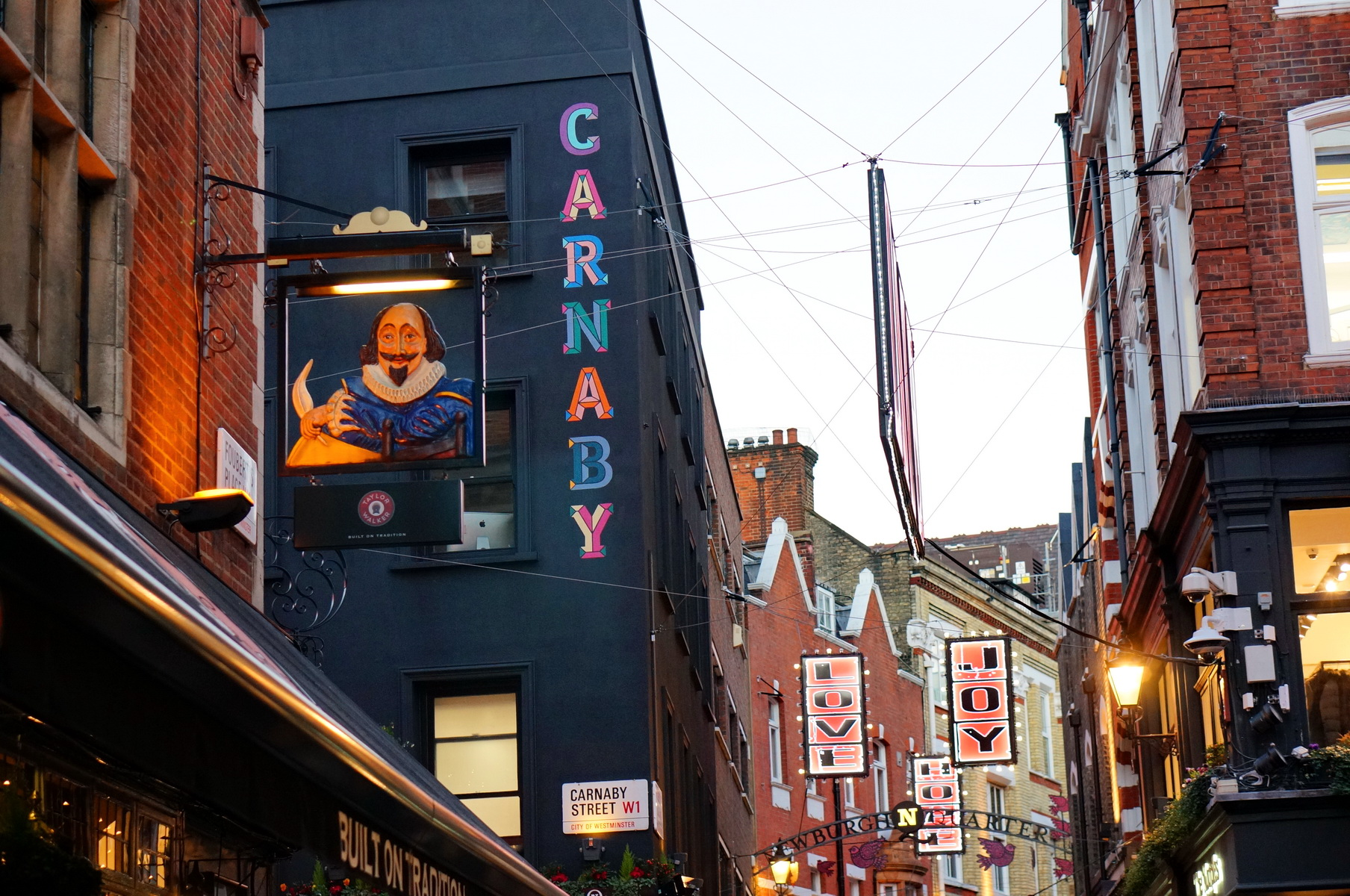 londres, london, soho, carnaby street