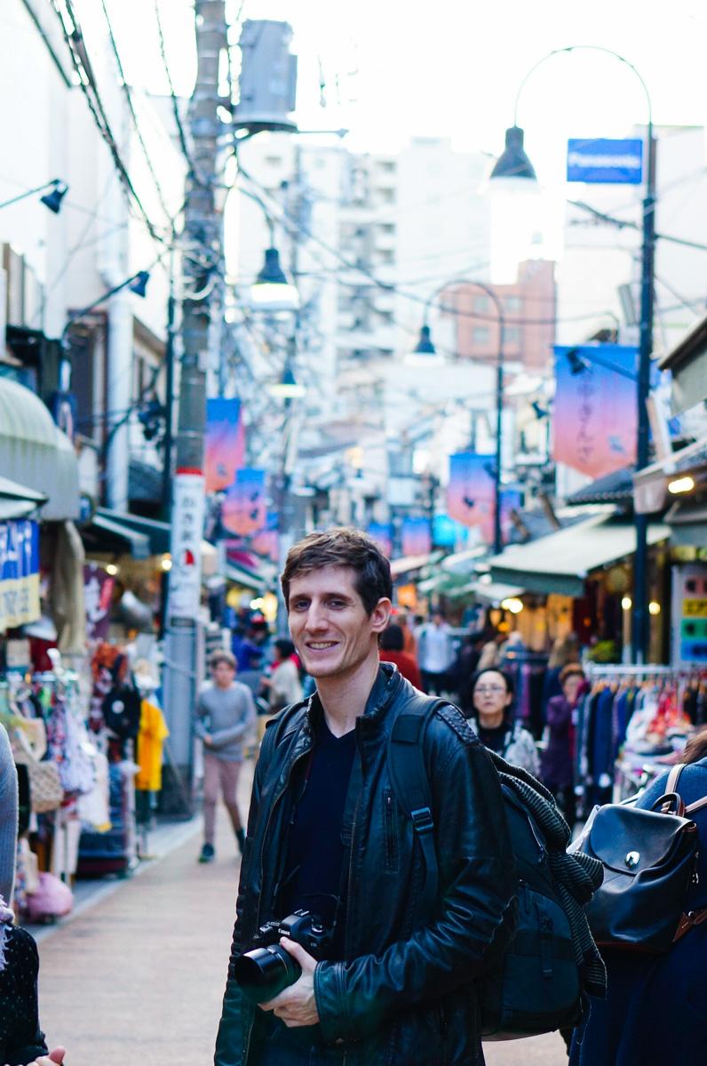 yanaka, yanaka ginza, tokyo city guide