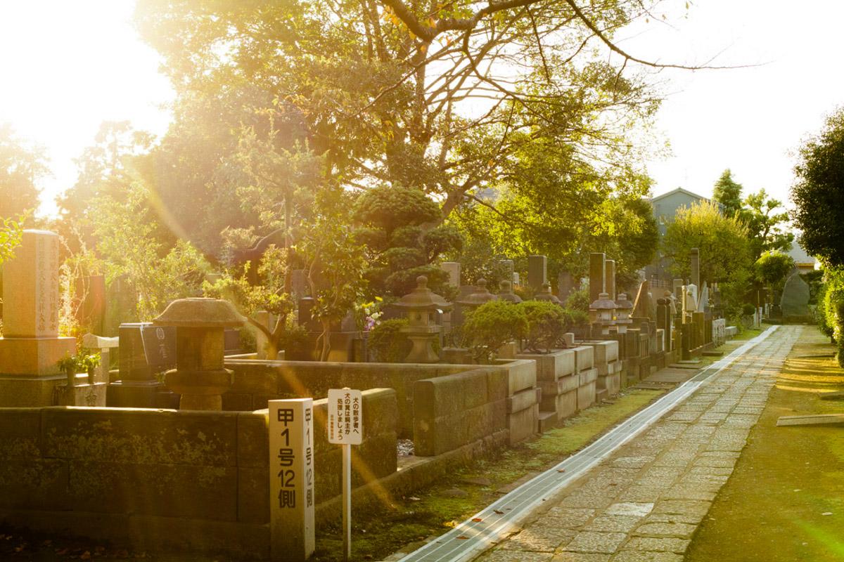 yanaka, tokyo city guide, tokyo, cimetière yanaka, yanaka cemetery