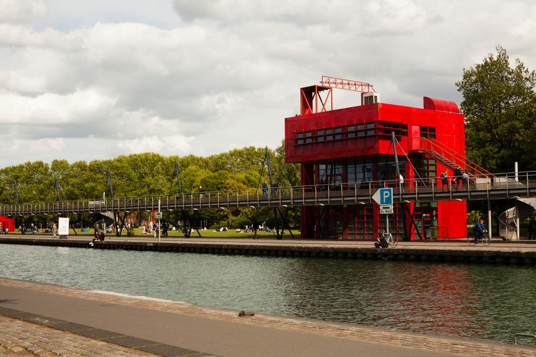 parc de la villette, espaces verts paris, paris 19, paris 19ème, parc paris, parc paris 19ème