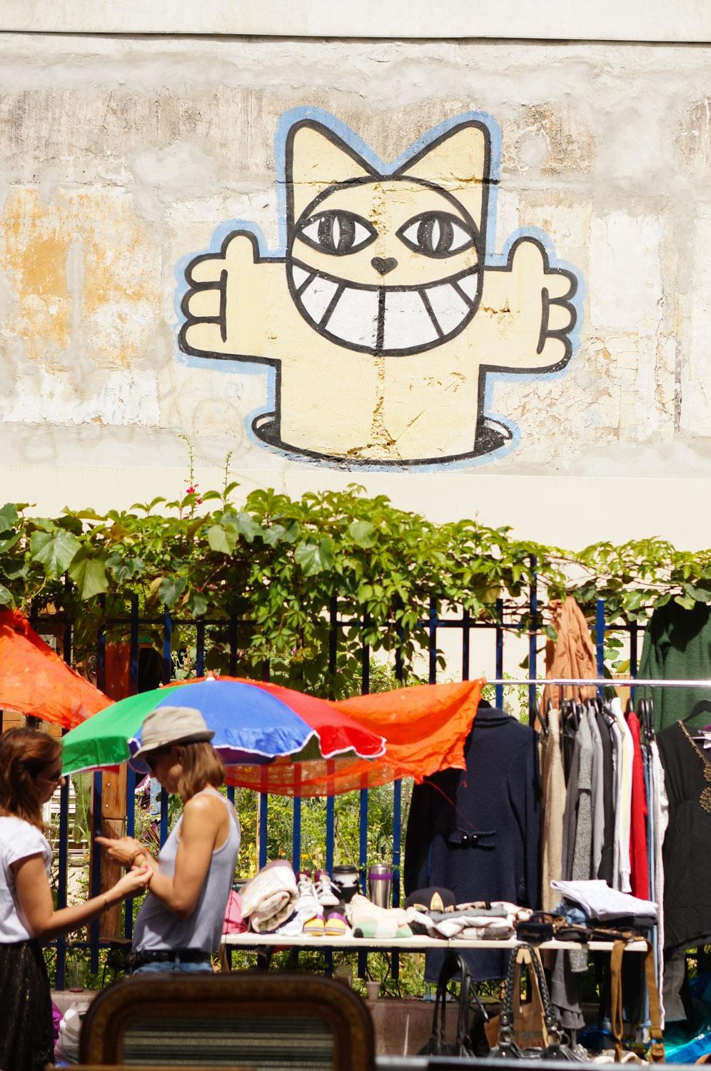le chat, street art monsieur le chat, monsieur le chat, urban art paris, art urbain paris, paris street art, street art 75010