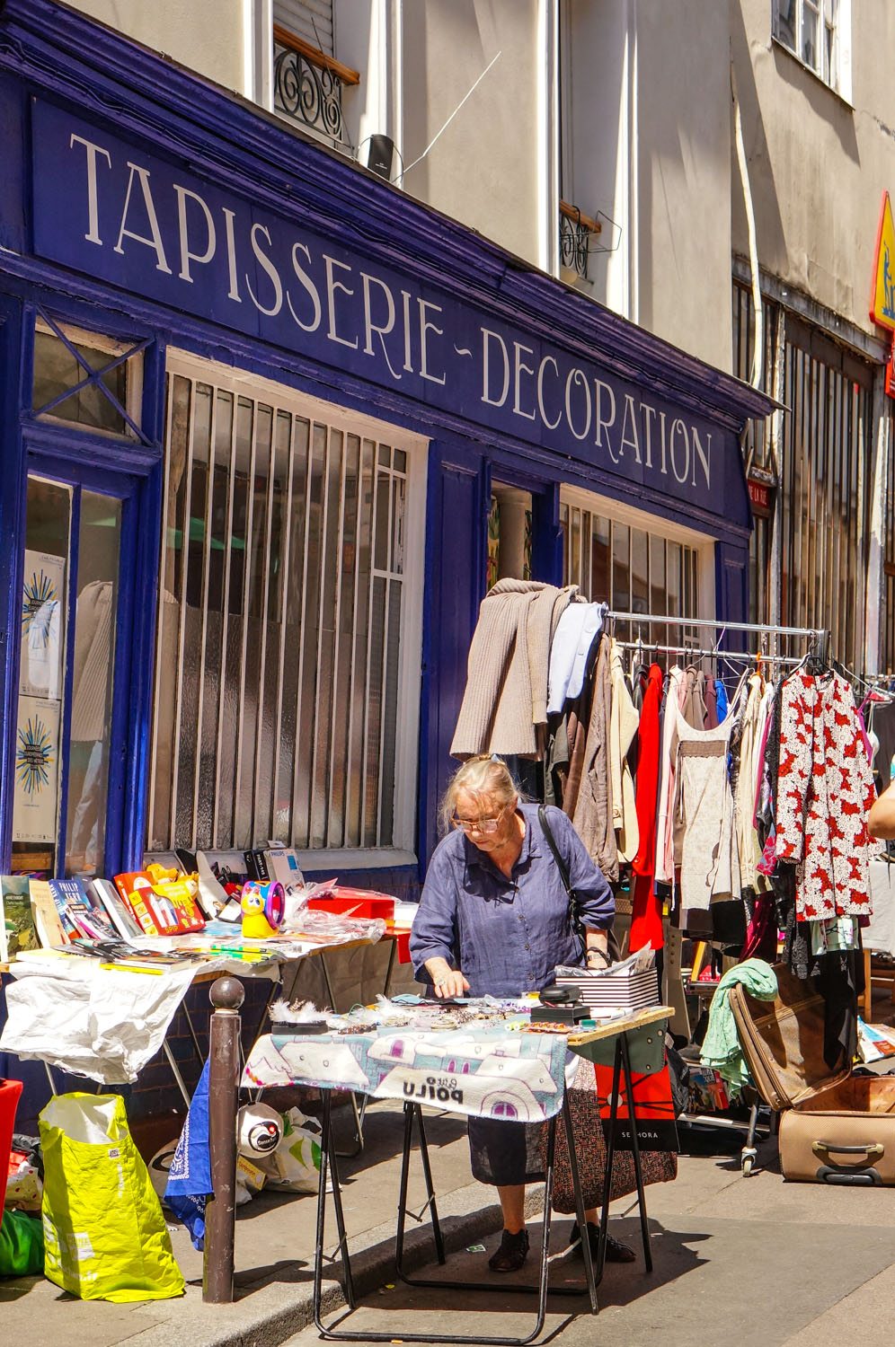 place sainte-marthe, vide-grenier paris, brocante paris, puces paris, chiner à paris