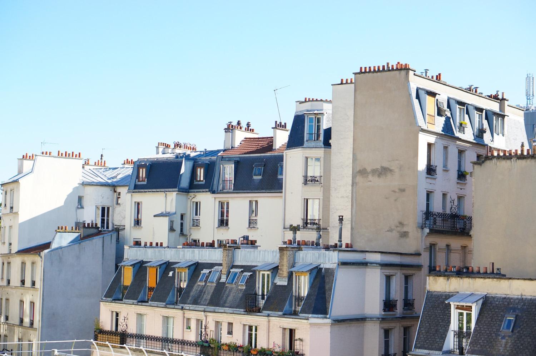 toits paris, toits zinc, cheminées paris, la bellevilloise, terrasse parisienne, terrasse perchée paris