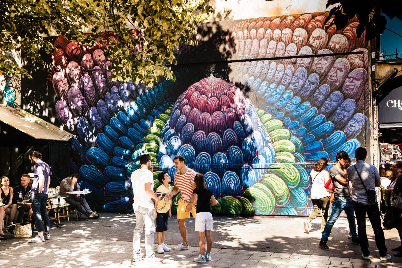 street art rue oberkampf, M.U.R paris, M.U.R. Oberkapmf, modulable urbain réactif, mur 75011, street art paris, street art 75011