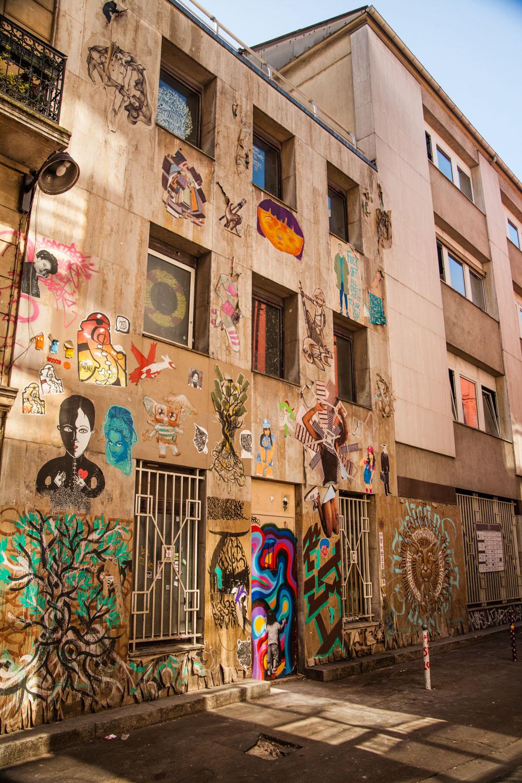 street art cité griset, street art paris, street art 75011, art urbain paris, graffiti paris
