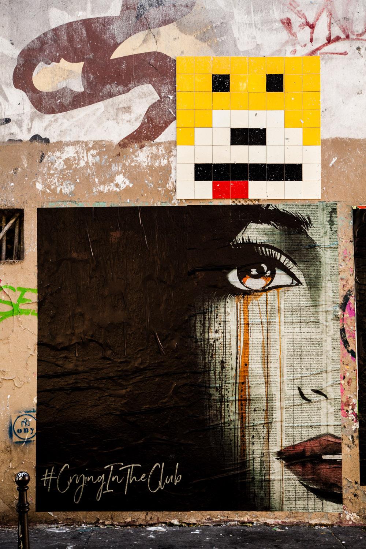 street art rue crespin du gast, street art paris, street art 75011, art urbain paris, graffiti paris