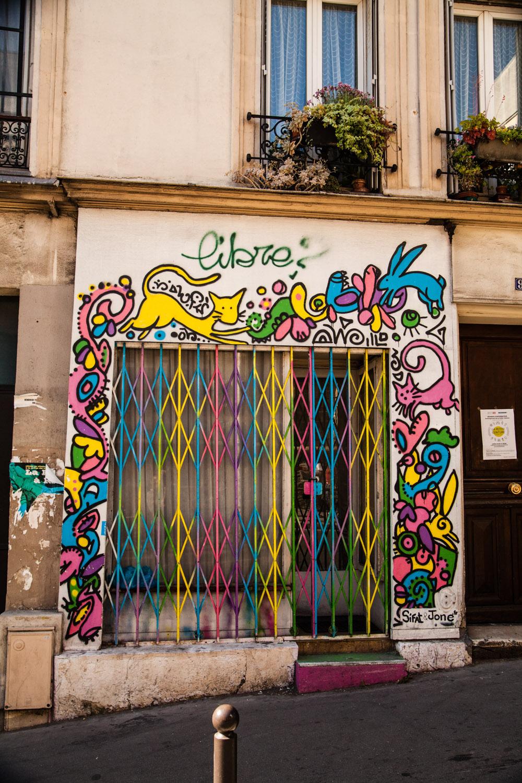 rue de ménilmontant, paris 20, paris 20ème, 75020