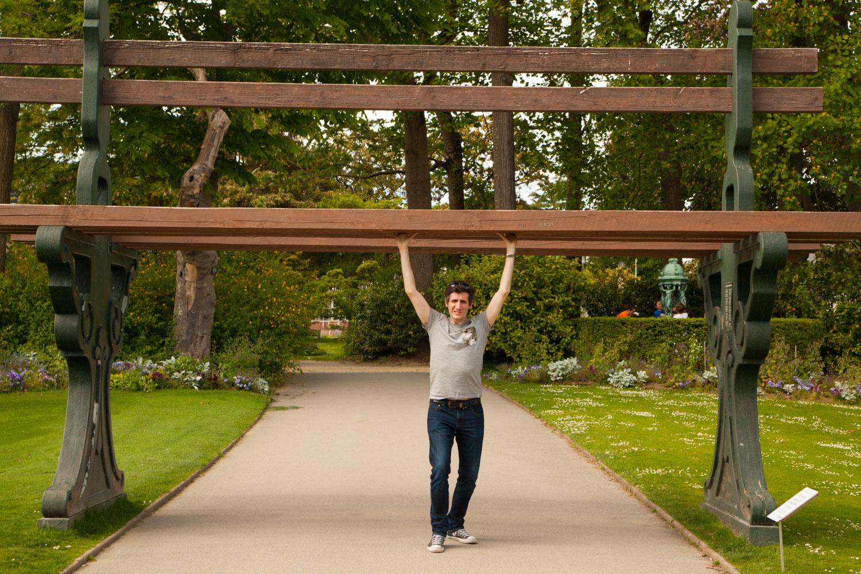 jardin des plantes nantes, jardin public nantes, claude ponti, claude ponti nantes