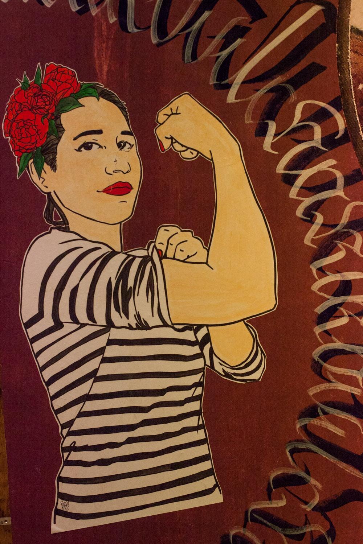 street art paris, street art paris 14, street art rehab 2, street art urban festival, street art résidence étudiante, patrick appéré