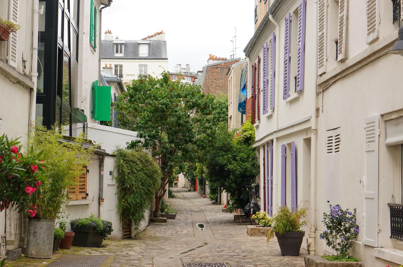 villa de l'adour, impasse parisienne, impasse secrète paris, impasses secrètes paris, paris insolite, paris caché, paris secret