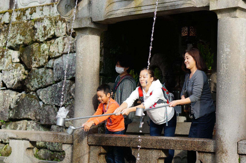 kiyomizu-temple, temple kiyomizu, kyoto, cascade otawa