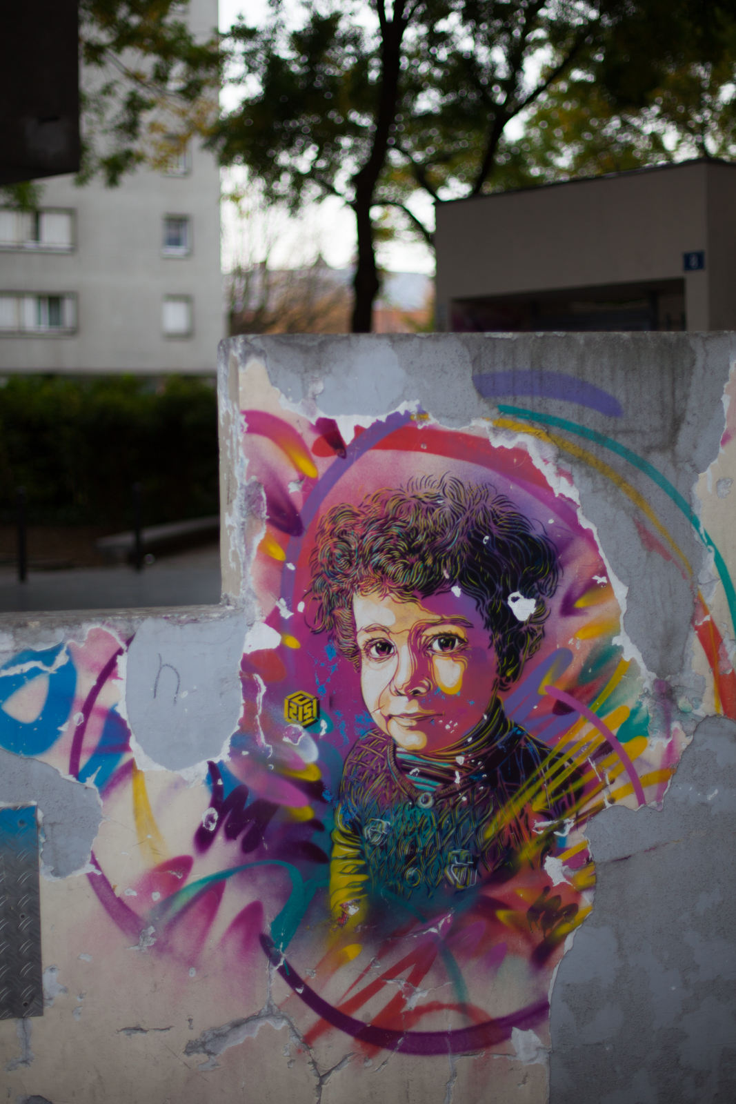 street art vitry-sur-seine, street art vitry, street art val-de-marne, street art banlieue paris, art urbain vitry, art urbain vitry-sur-seine, art urbain vitry, le guide du street art à paris, stéphanie lombard, C215