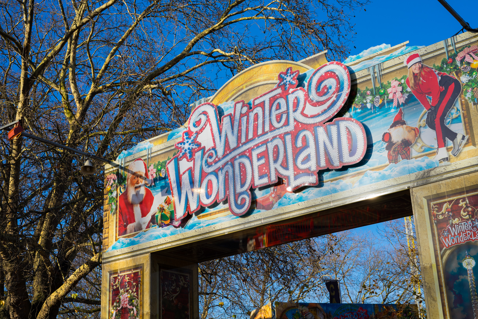 londres hyde park,hyde park, hyde park london, winter wonderland