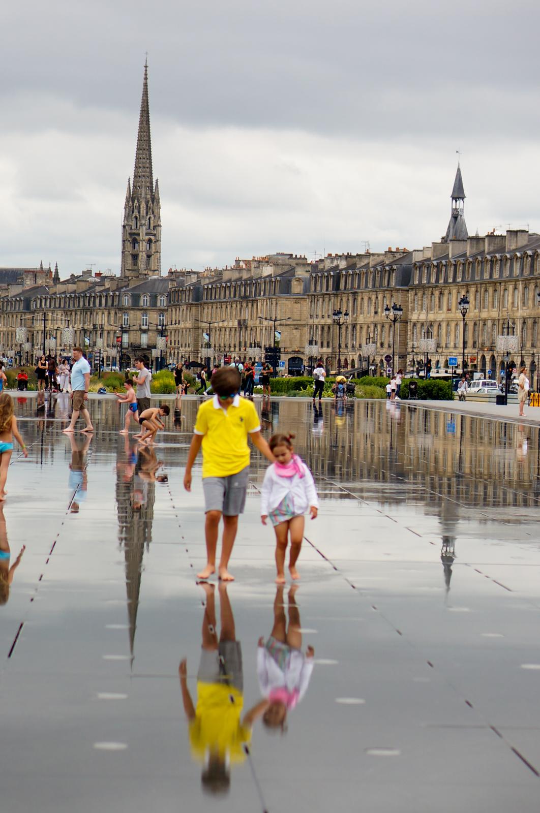 bordeaux, bordeaux city guide, borderaux tourisme, week-end bordeaux, blog bordeaux, vacances bordeaux, que faire à bordeaux, miroir d'eau bordeaux