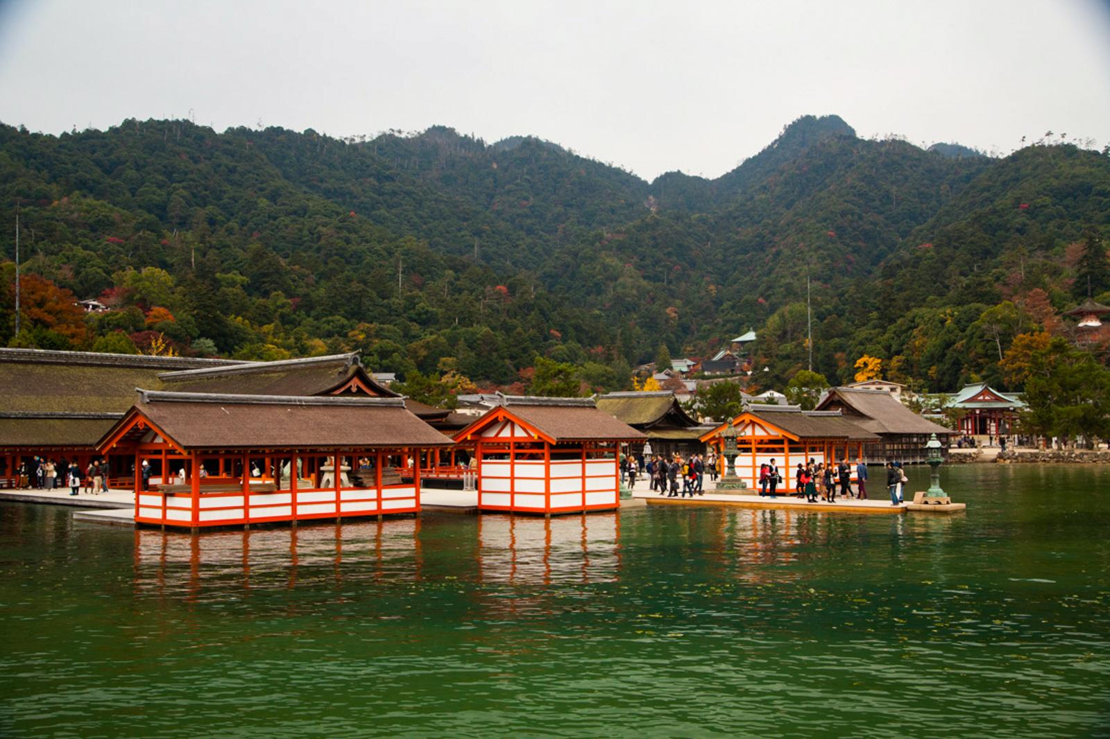 miyajima, voyage japon