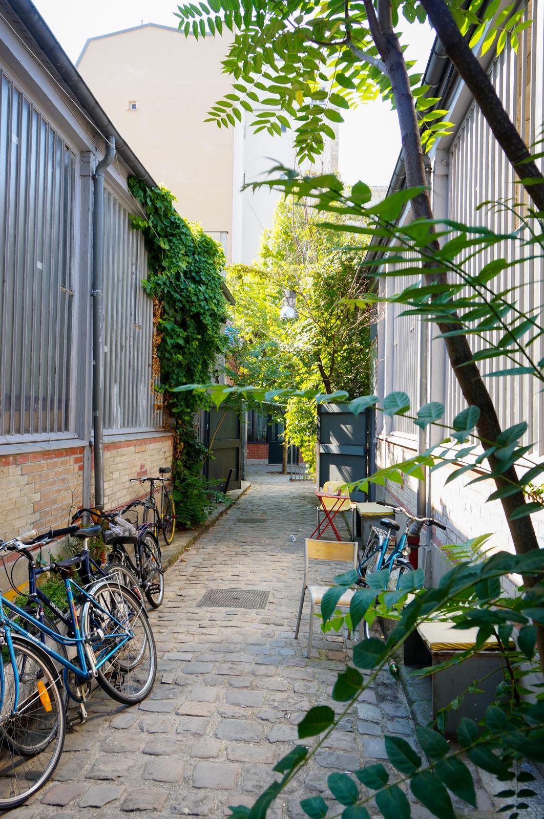 belleville, villa belleville, impasses secrètes paris, impasses paris 20, paris caché, paris secret, paris vert, paris village