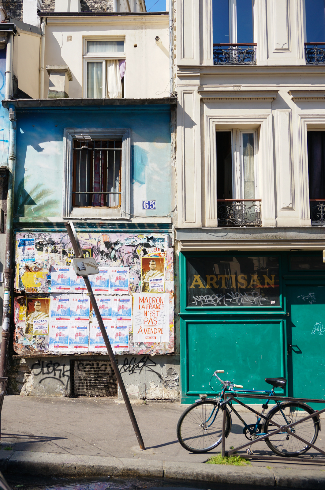 belleville, impasses secrètes paris, impasses paris 20, paris caché, paris secret, paris vert, paris village, paris différent, paris secret