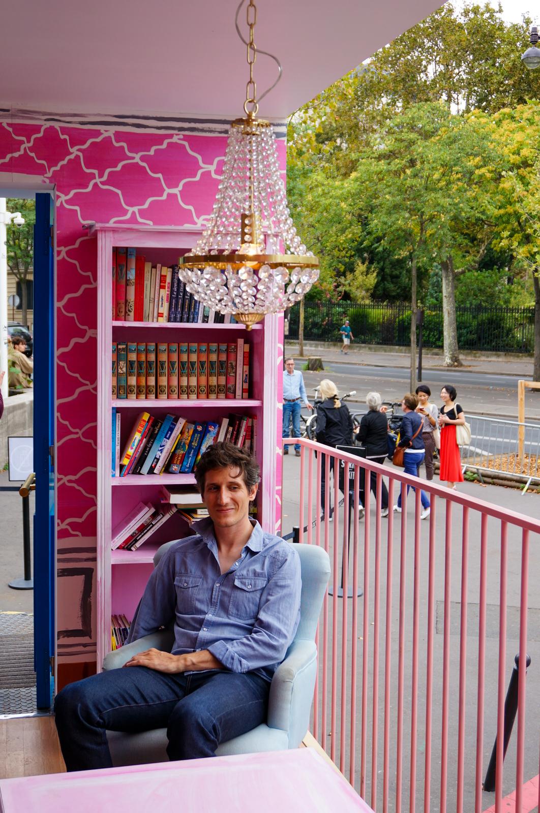 japonismes 2018, Encore un jour banane pour le poisson-rêve, palais de tokyo, enfance palais tokyo, Amabouz Taturo, maison poupée géante, maison poupée exposition, Tatzu Nishino
