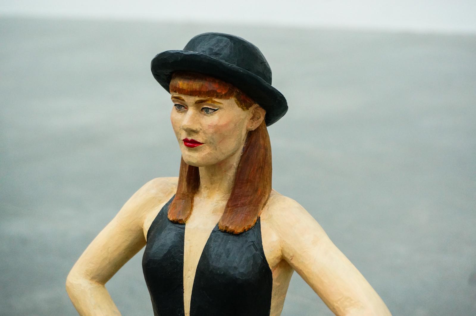 Sculptures Tomaki Suzuki, palais tokyo, musée art contemporain, musée art contemporain paris, centre d'art contemporain, musée d'art moderne paris, encore un jour-banane poisson rêve