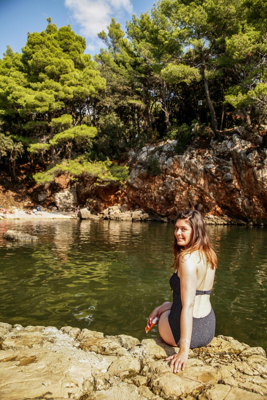 dubrovnik, tourisme dubrovnik, dubrovnik septembre, voyage croatie, blog voyage craotie, croatie 2017, blog voyage croatie 2018, croatie 2018, lokrum, île lokrum, lokrum island, plage dubrovnik