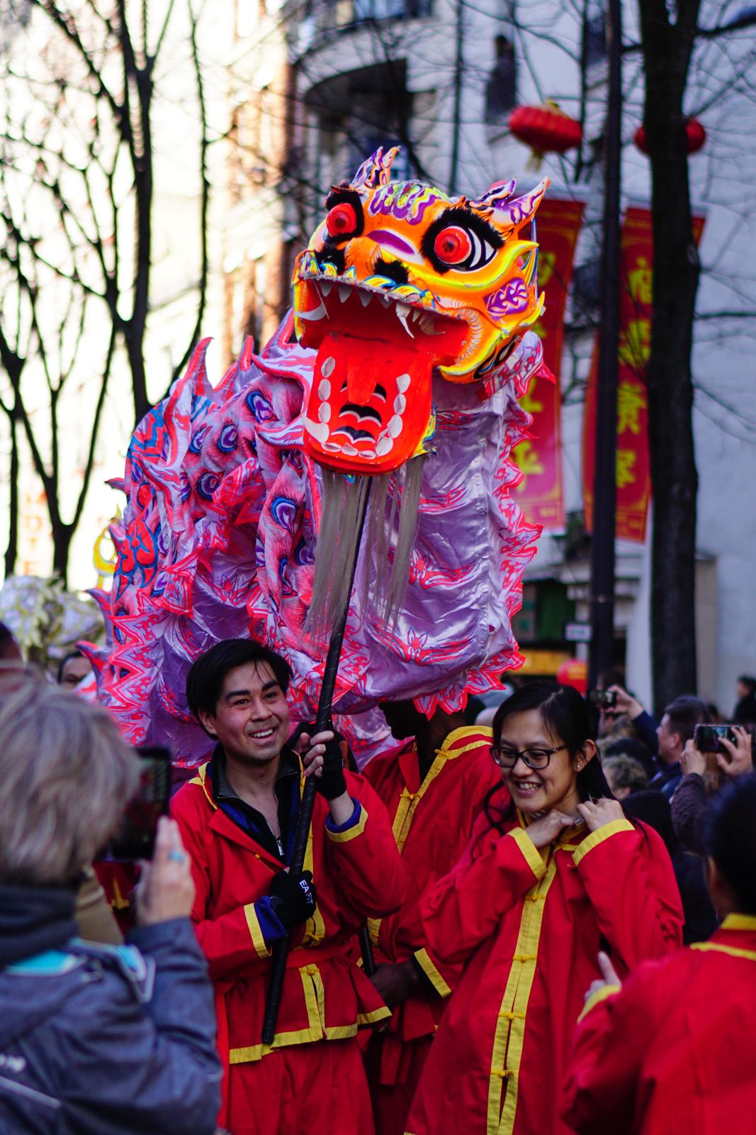 nouvel an chinois paris, nouvel an chinois, nouvel an chinois 2019, paris chinatown, année cochon, festivités paris, défilé paris, cortège paris, chinese new year paris