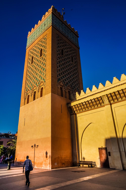mosquée koutoubia, koutoubia, koutoubia marrakech